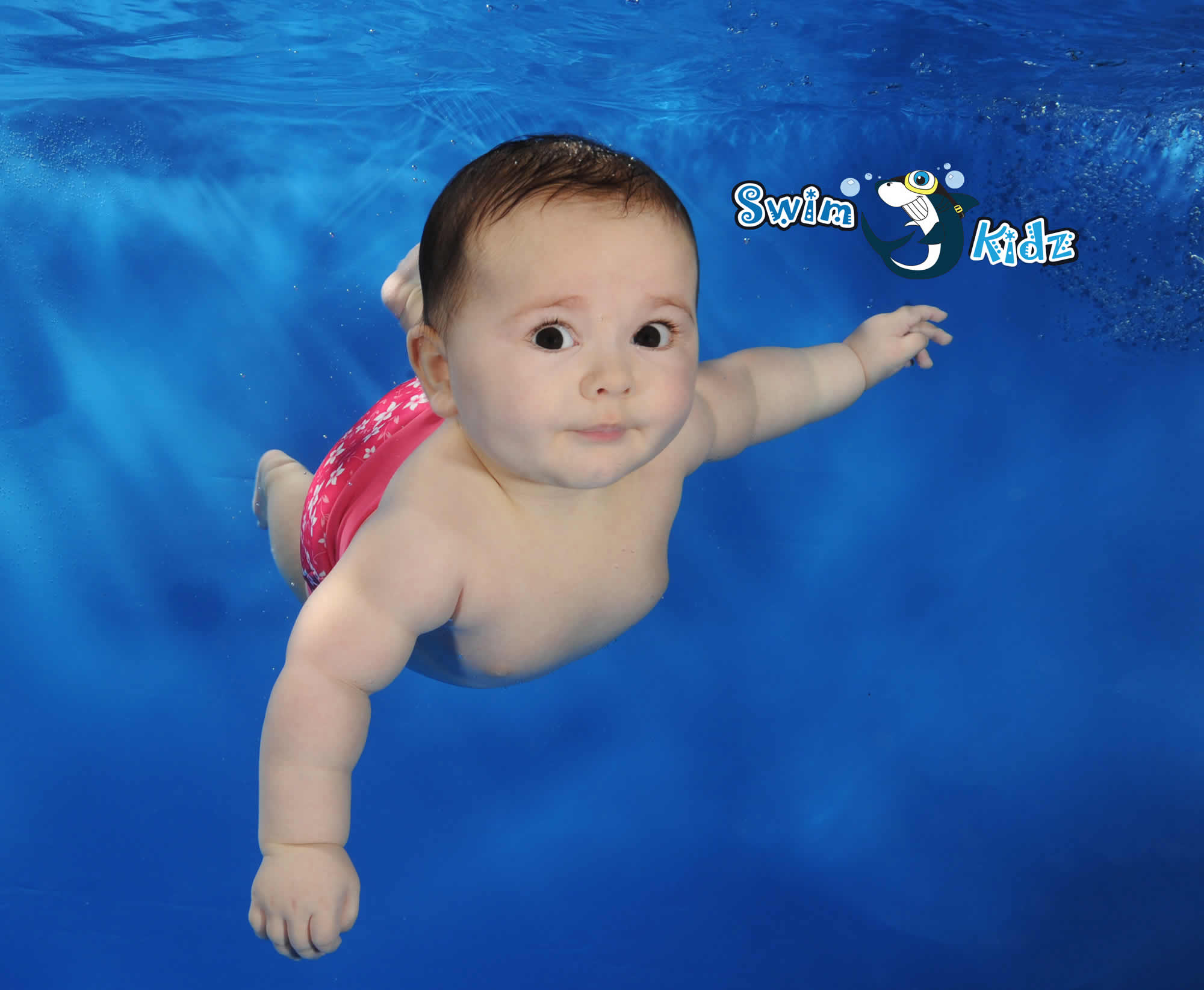 swimming babies lessons