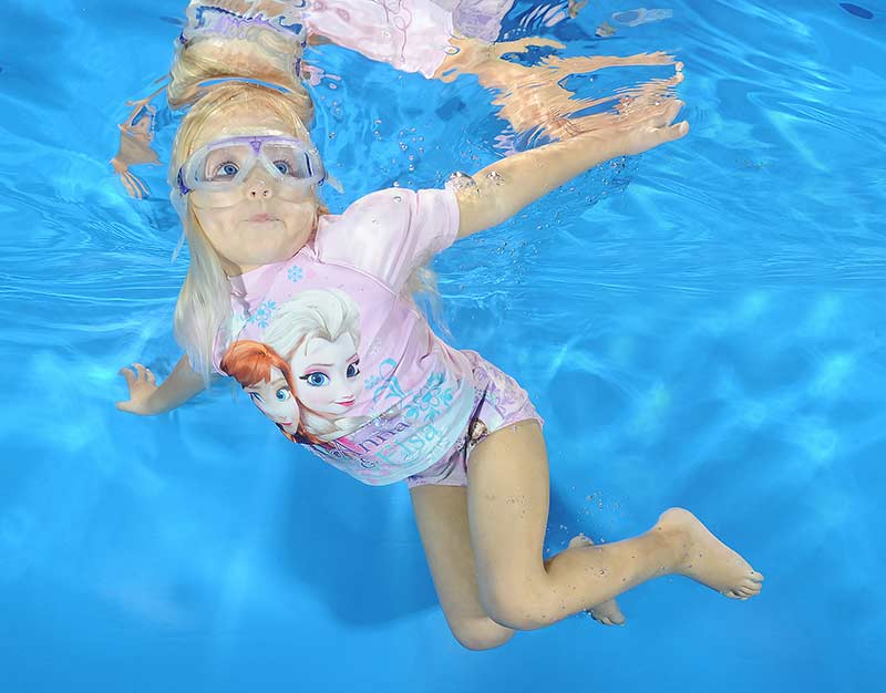 kids swimming sessions