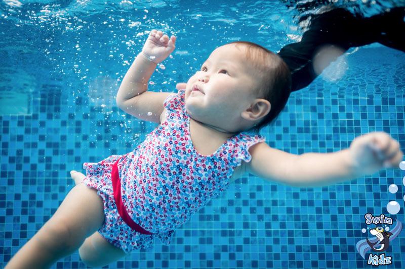 swimkidz baby swim classes, Thailand, Bangkok