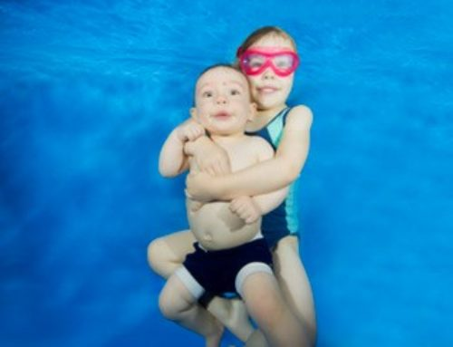 Ready to make a splash? Swimming with babies and toddlers