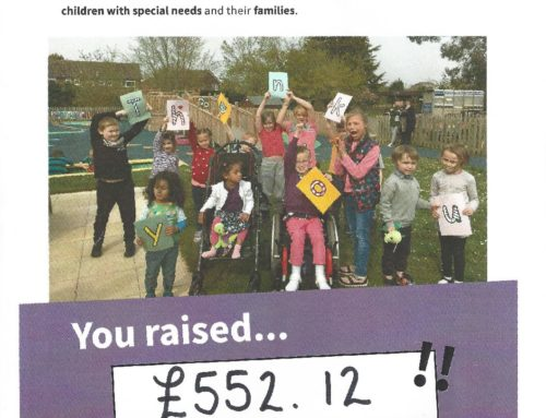 Swimkidz Newbury raises money for Swings and Smiles